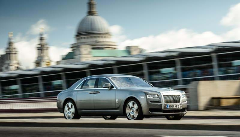 Rolls-Royce Motor Cars Financial Services Exceptional Conditions