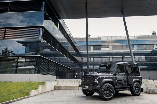 Land Rover Defender Kahn Design